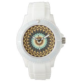 Kaliedoscope Design Watch