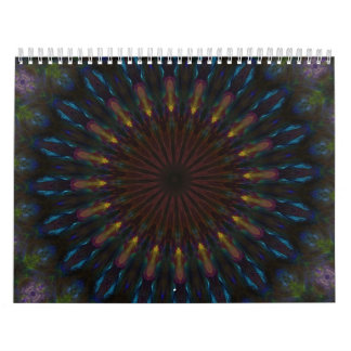 Kaliedoscope Fantasy Calendar