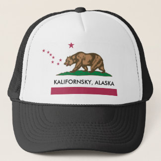 Kalifornsky Republic Hat