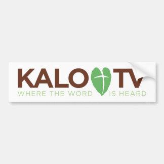 KALO TV - Bumper Sticker