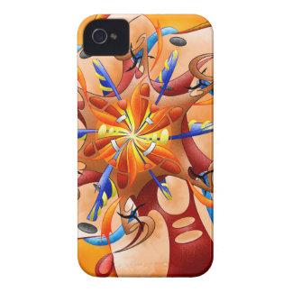 Kaloderoni V2 - unique artwork iPhone 4 Case-Mate Case
