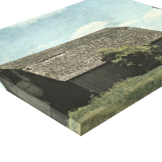 Kalona Barn Canvas Print