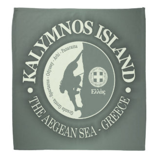 Kalymnos (Climbing) Bandana