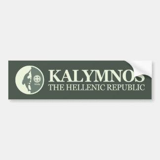 Kalymnos (Climbing) Bumper Sticker