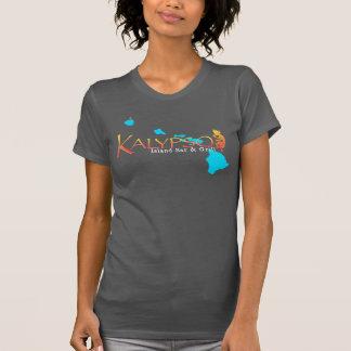 Kalypso Hawaiian Islands T-Shirt