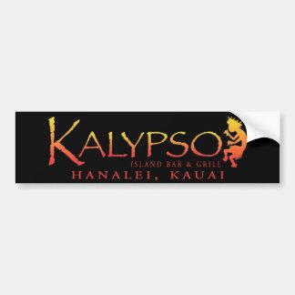 Kalypso Island Bar and Grill Bumper Sticker