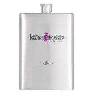 Kalypso Kane Island Floral Flasks