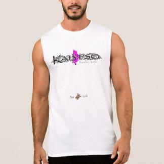 Kalypso Kane Island Floral Sleeveless Shirt