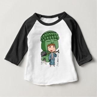 Kamakura type DB2 涅 槃 type reforming English story Baby T-Shirt