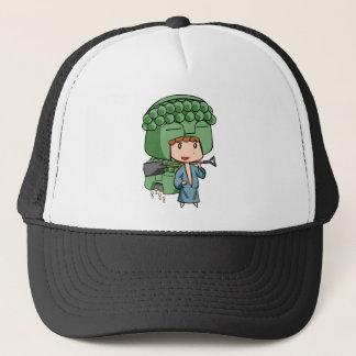 Kamakura type DB2 涅 槃 type reforming English story Trucker Hat