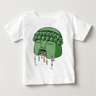 Kamakura type DB2 English story Kamakura Kanagawa Baby T-Shirt