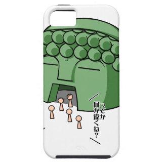 Kamakura type DB2 English story Kamakura Kanagawa Case For The iPhone 5