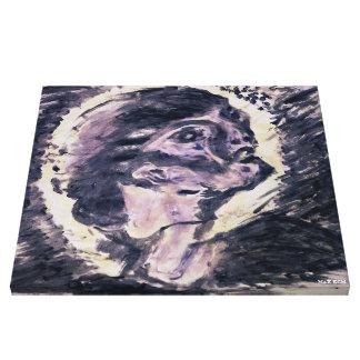 Kamala Canvas Print