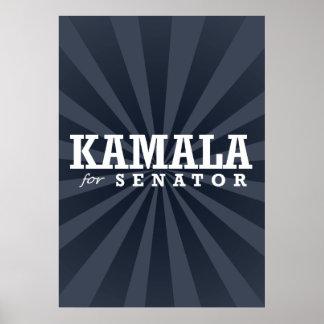 KAMALA FOR SENATOR PRINT