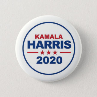 Kamala Harris 2020 6 Cm Round Badge