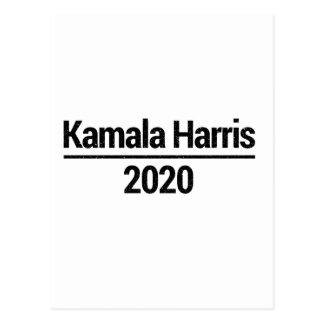 Kamala Harris 2020 Postcard