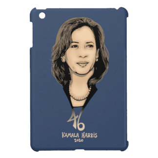 Kamala Harris 46 iPad Mini Cover