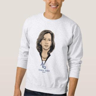 Kamala Harris 46 Sweatshirt