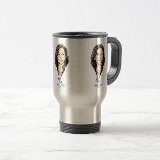 Kamala Harris 46 Travel Mug