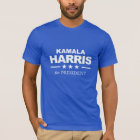 Kamala Harris for President - white - T-Shirt