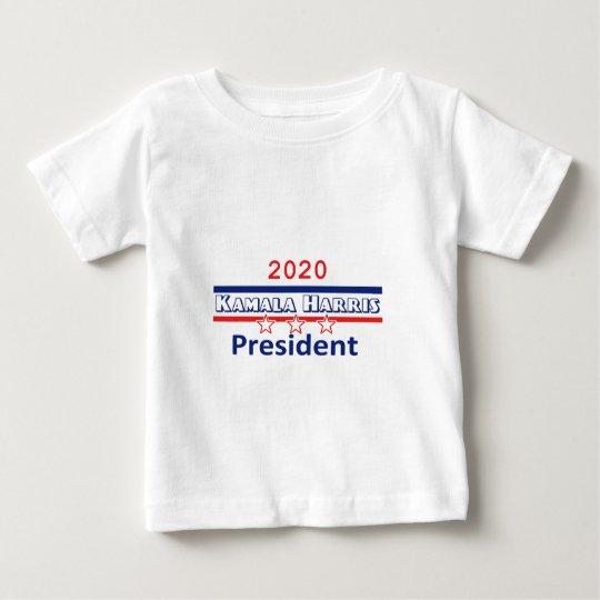 Kamala HARRIS President 2020 Baby T-Shirt