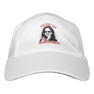 Kamala is Too Cool for Senate Rules - Hat