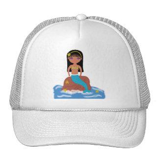 Kamaria the Mermaid Cap Trucker Hat