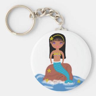 Kamaria the Mermaid Keychain