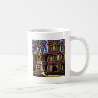 Kamehameha Oahu Modern Color Coffee Mug
