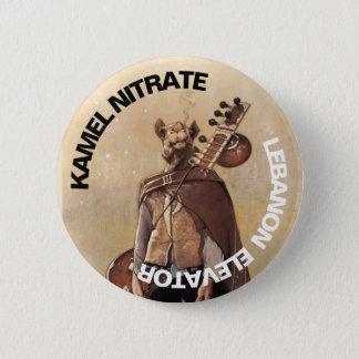 Kamel Nitrate - Lebanon Elevator Badge