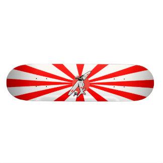 Kamikaze Pro 3 Custom Skateboard