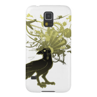 Kamikaze Raven Case For Galaxy S5