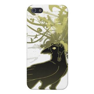 Kamikaze Raven iPhone4 case iPhone 5 Case
