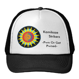 Kamikaze Strikerz Hat