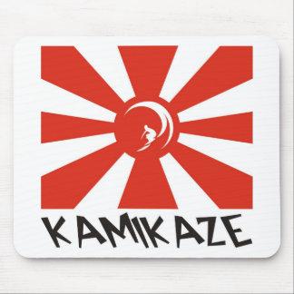 Kamikaze Surf Mouse Pads