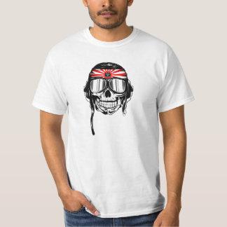 Kamikaze T-shirt - Skateboarding Japan