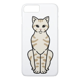 Kanaani Cat Cartoon iPhone 7 Plus Case