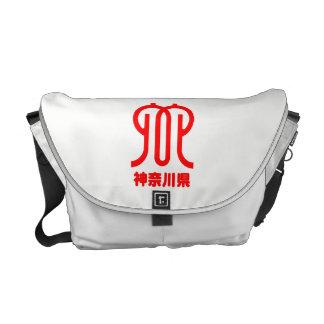 Kanagawa Kamon Messenger Bag