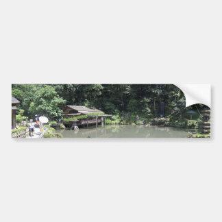 Kanazawa Bumper Sticker