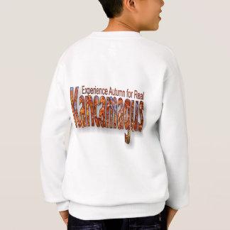 Kancamagus - Experience Autumn for Real! Sweatshirt