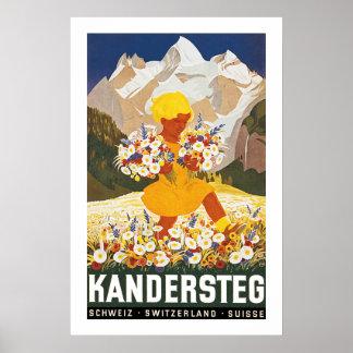 Kandersteg Poster
