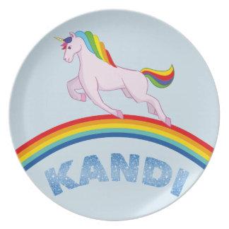 Kandi Plate for children