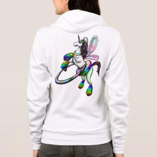 Kandicorn unicorn hoody