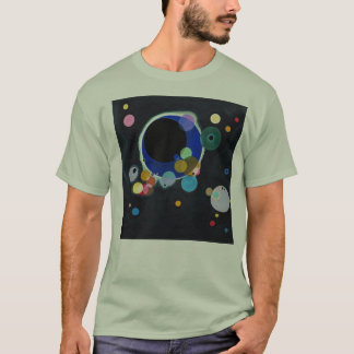 Kandinskij - Several circles T-Shirt