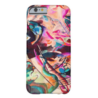 Kandinsky 1913, Composition VI Barely There iPhone 6 Case