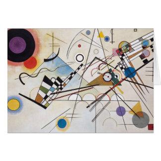 Kandinsky 1923/composition viii/pixdezines cards