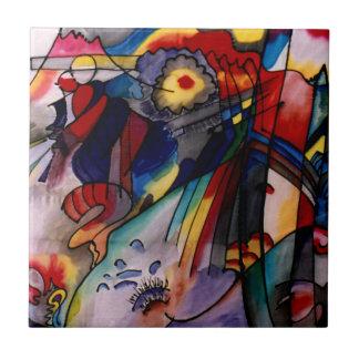 Kandinsky - 293 ceramic tile
