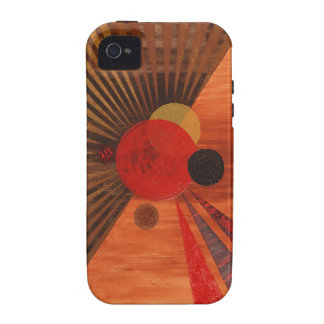 Kandinsky Abstract art Vibe iPhone 4 Covers