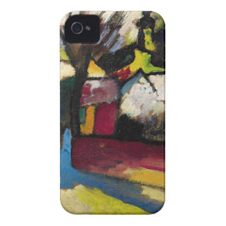 Kandinsky Abstract art iPhone 4 Case-Mate Cases