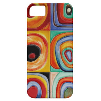Kandinsky Abstract Art iPhone 5 Cover